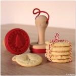 In der Weihnachtsbäckerei…