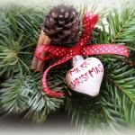 Erst eins, dann zwei…: decofine zeigt euch ihren klassischen Weihnachtskranz