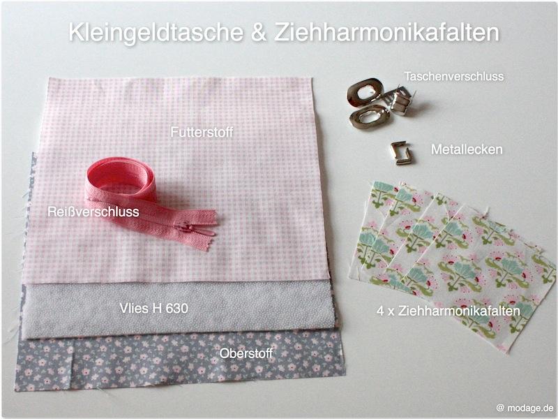 Handmade Kultur Portemonnaie