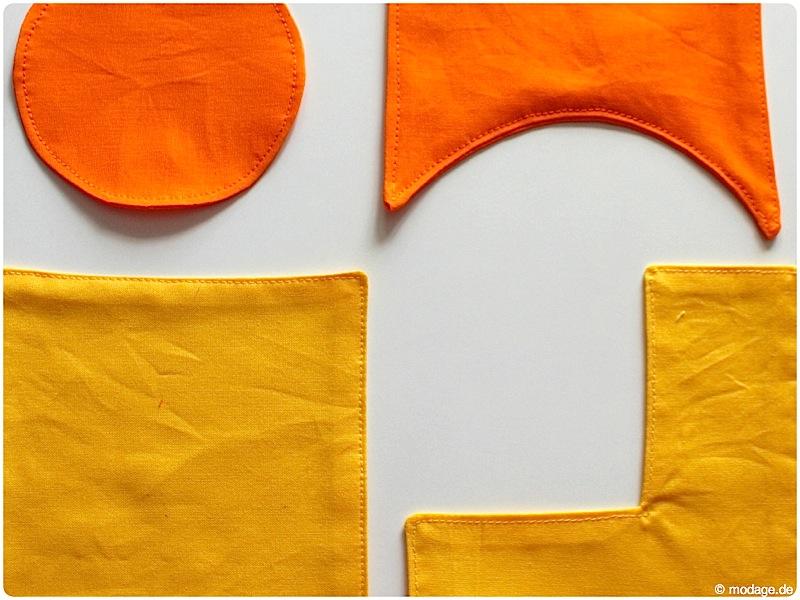 Einschneiden von Nahtzugaben Rundungen Kreise Ecken naehen modage 1