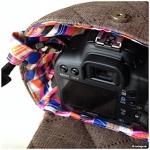 Eine herbstliche Kameratasche TheJo und ein neues Kameraband