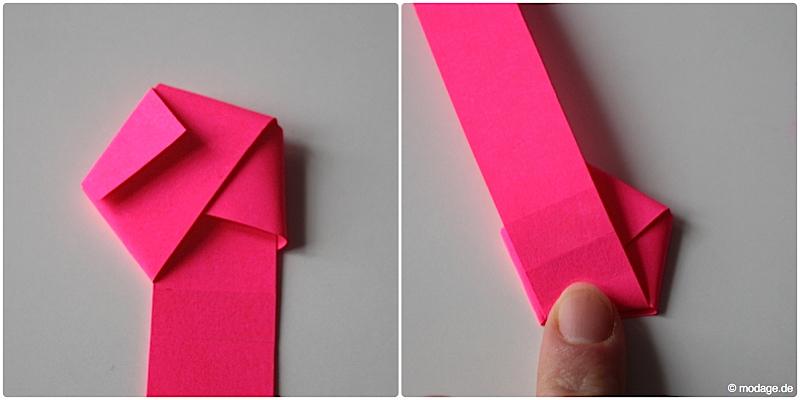 n hblog modage neon pinkfarbene sterne aus papier basteln. Black Bedroom Furniture Sets. Home Design Ideas