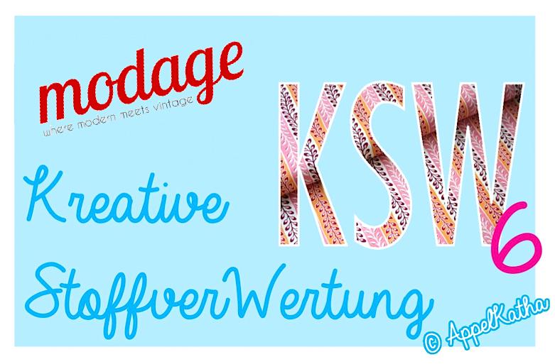 Kreative StoffverWertung KSW6 Appelkatha 6