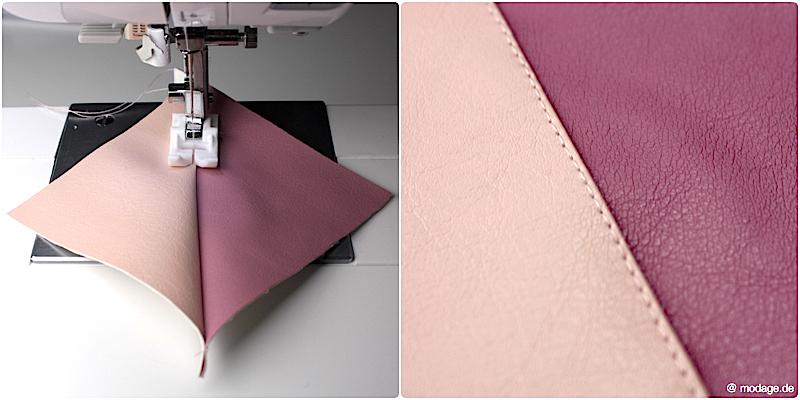 n hblog modage clutch emilia sew along tag 2. Black Bedroom Furniture Sets. Home Design Ideas