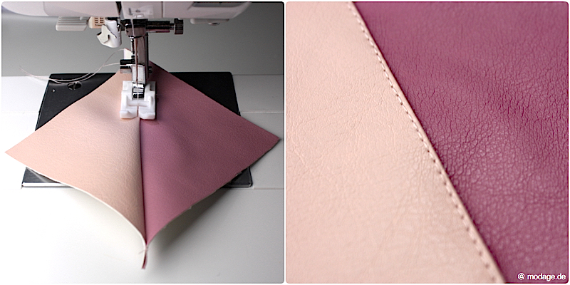 Sew Along Clutch Emilia Patchwork 5