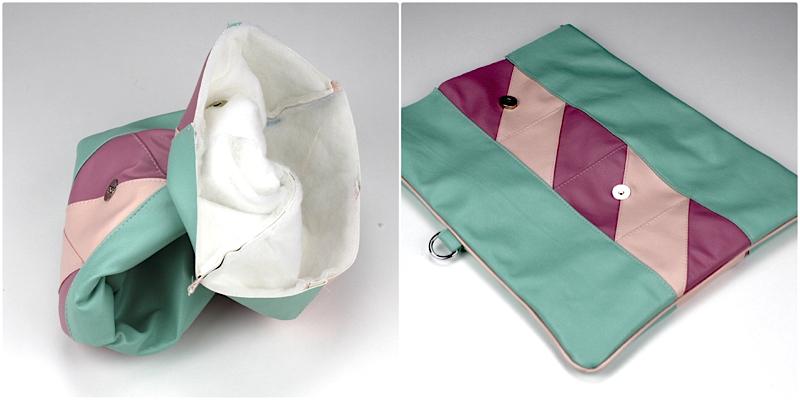 Sew Along Clutch Emilia Trageriemen 6