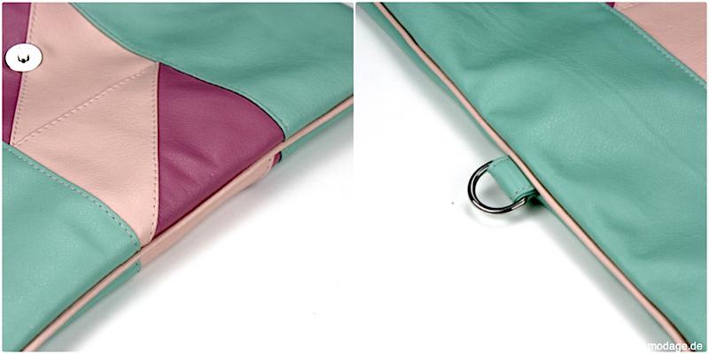 Sew Along Clutch Emilia Trageriemen 7