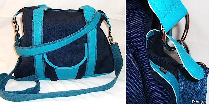 Handtasche Mary genaeht von Istarttosew