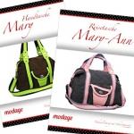 Reisetasche Mary-Ann & Handtasche Mary sind online