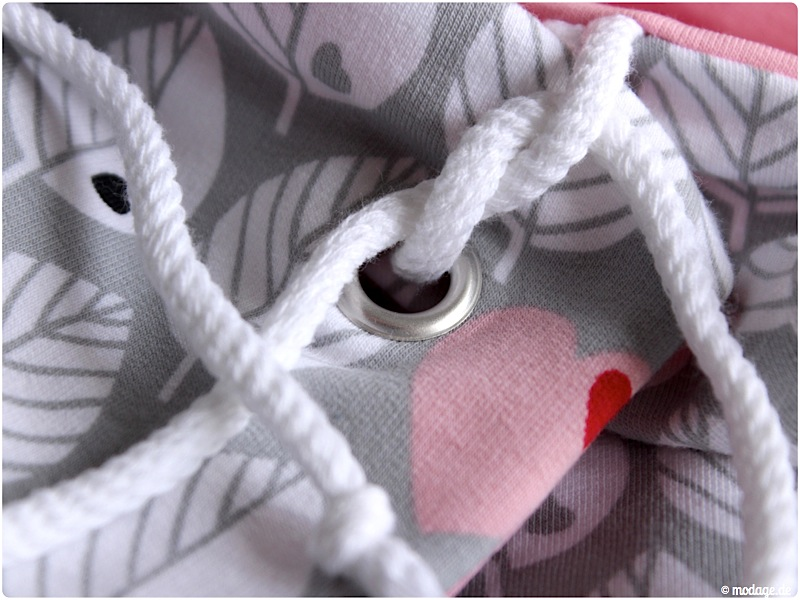 Schal mit Oese_Diy Leni Pepunkt_modage 03