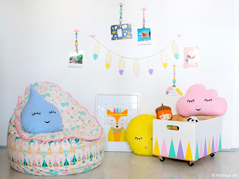 n hblog modage gro projekt farbenfrohe kinderzimmer. Black Bedroom Furniture Sets. Home Design Ideas