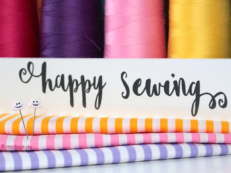 Plotterfreebie Happy Sewing Annas Stoffladen