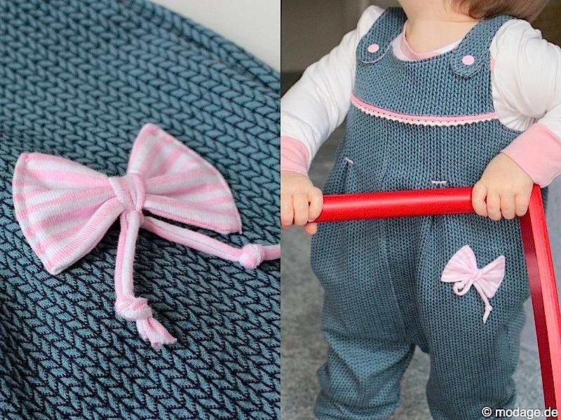 Latzhose mamasliebchen Knit Knit Albstoffe emmapuenktchen Elli Fantine
