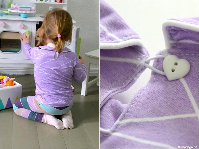 Bubikragenshirt Grete konfettipattern shapelines mamasliebchen modage.de