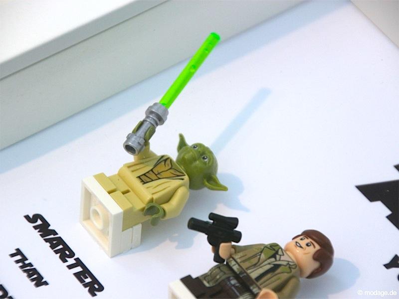 Star Wars Bilderrahmen modage.de 11 - Nähblog modage