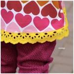 Heart me: Eine Tunika im Retro-Look