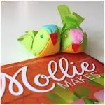 Lovebirds: Die neue Mollie Makes und Verlosung