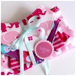 Kleine Geschenke: Sommerstrampler, Hase Hanna & Co