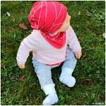 Große Ankerliebe: Babyhose Fritz