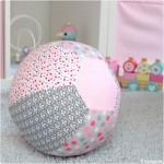 Nähen fürs Kinderzimmer: Tipi, Luftballonhülle und Co
