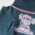 Knit Knit Love: Latzhose trifft auf Elli Fantine